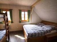 ložnice 1 - 4 postele - Deštné v Orlických Horách