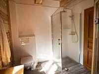 spodní koupelna - Deštné v Orlických Horách