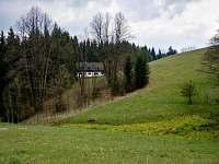 Deštné v Orlických horách - chata k pronájmu - 6