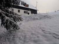 Chata na konci světa Deštné v Orlických horách