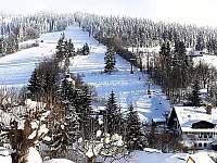 Apartmán na horách - okolí Rýdrovic