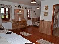 Hnědý apartmán - chalupa k pronájmu Králíky - Prostřední Lipka