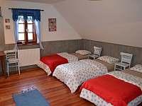 Modrý apartmán - chalupa k pronájmu Králíky - Prostřední Lipka