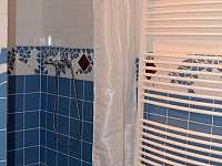 Modrý apartmán- koupelna - Králíky - Prostřední Lipka