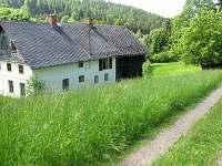 Chalupa k pronajmutí - okolí Horních Heřmanic
