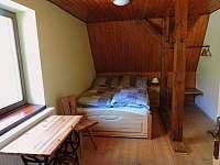 Apartmán 2 - pronájem Cotkytle
