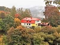 Apartmán na horách - dovolená v Orlických horách