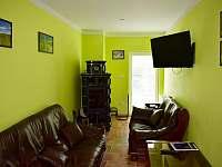 Společný prostor v apartmánech - Čenkovice