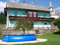 ubytování Bartošovice v Orlických horách Chalupa k pronájmu