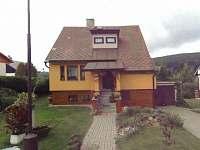 Rodinný dům na horách - okolí Rozkoše