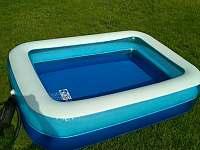 nafukovací bazén - Orličky