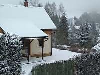 zima - chata ubytování Orličky