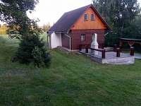 Chata k pronájmu - okolí Kunačic