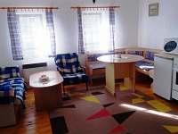 Interiér chaty - ubytování Bartošovice v Orlických horách