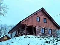Chata k pronajmutí - zimní dovolená Kounov u Dobrušky