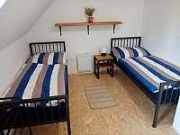 Apartmán č. 2 - pokoj č. 3 - České Petrovice