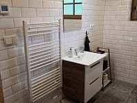 Koupelna s WC v přízemí - České Petrovice