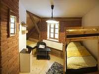 Žlutý pokoj v patře - Zdobnice