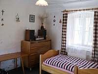 Dvoulůžkový pokoj vedle společenské místnosti III. - Červená Voda - Šanov
