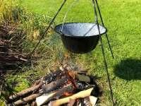 dá se i vařit :-) - Heroltice u Štítů