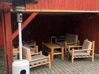 Chata u Huberta s finskou saunou - chata ubytování Heroltice u Štítů - 5
