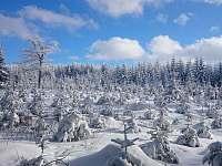 krajina na hřebenu - Heroltice u Štítů
