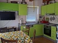 kuchyň - Heroltice u Štítů