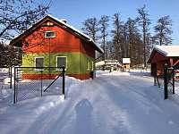 ubytování Ski park Červená Voda - Buková hora na chatě k pronajmutí - Heroltice u Štítů
