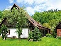 Chalupa ubytování v obci Vápenka