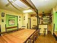 bar, společenská místnost - chata ubytování Deštné v Orlických horách