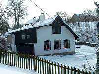 ubytování Ski centrum Říčky v O.h. na chalupě k pronájmu - Skuhrov nad Bělou - Svinná