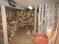 Kůlna na dřevo