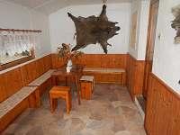 Zádveří - chalupa ubytování Rokytnice v Orlických horách