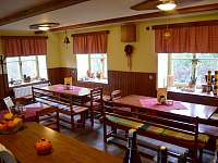 Restaurace - ubytování Orličky