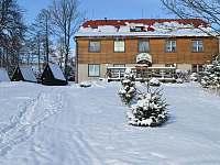 Ubytování U nás doma v Orličkách - ubytování Orličky