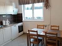 Třetí apartmán kuchyně