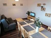Třetí apartmán obývací pokoj