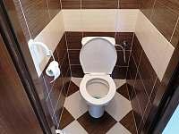 Třetí apartmán wc