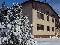 Zima - apartmán k pronajmutí Olešnice v Orlických horách