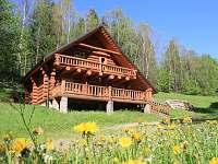 Srub ubytování v obci Horní Boříkovice
