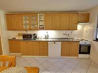 kuchyň - Deštné v Orlických horách