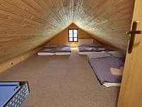 Podkroví pokoj - Deštné v Orlických horách