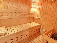 sauna - Deštné v Orlických horách
