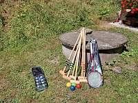 venkovní hry - Deštné v Orlických horách