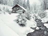 Zimní Rozárka - Deštné v Orlických horách