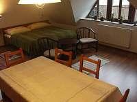 apartmán č. 1 - ubytování Čenkovice