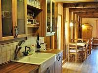 Chalupa ve Zvonkovém údolí , kuchyň