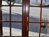 výhled ze dveří