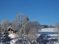 Zimní chalupa Zvonkév údolí