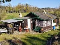 Chata k pronajmutí - Pastviny